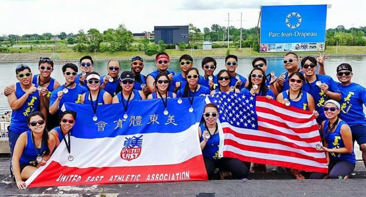 Dragon Boat Team montreal 2015