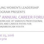 YWLP 4th Annual Career Forum