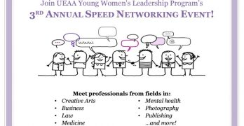 3rd Annual Speed Networking Event!