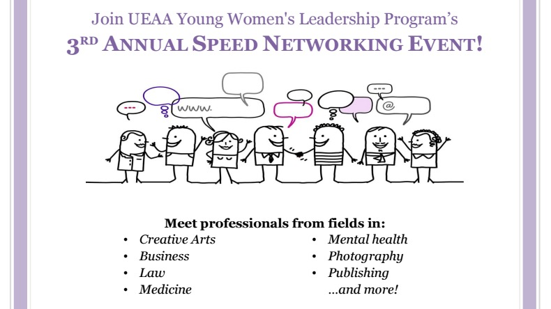 ywlp speed networking event