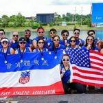 Dragon Boat Team in Montreal
