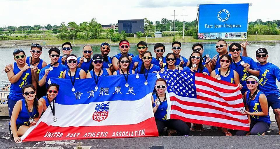 Dragon Boat Team montreal 2015