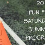 Fun Fun Saturday 2015 yearbook