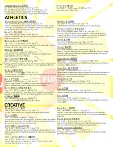 Class Catalog Flyer 2016_2