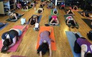 UEAA Yoga